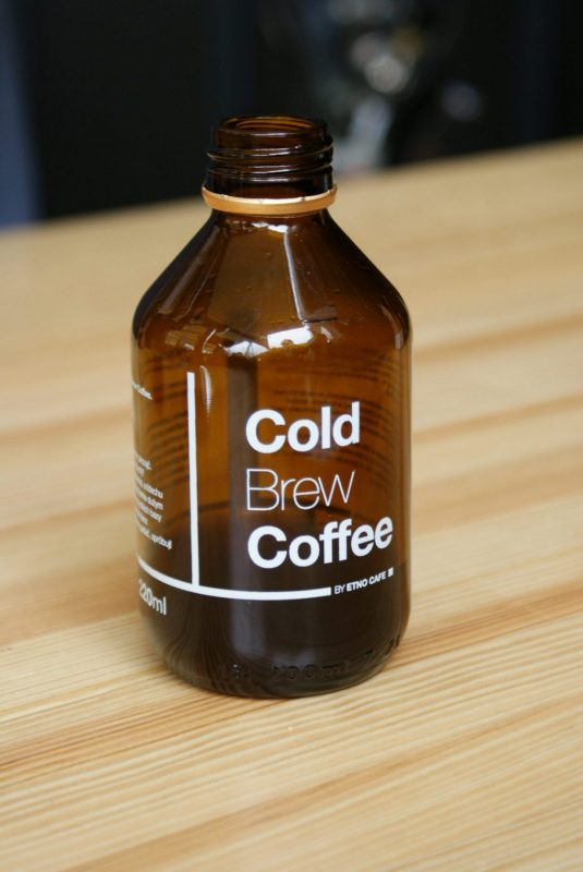kawa - cold brew - etno cafe - coffee plant